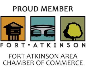 The Fort Atkinson Community Foundation is a Proud Member of the Fort Atkinson Area Chamber of Commerce